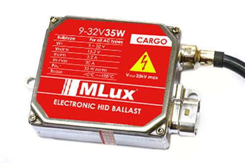 Блок розжига Mlux cargo 35w