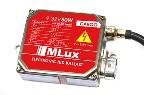 Ballast Mlux cargo 50w