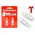 Светодиоды MLUX в габариты W5W